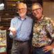 Jon Leonoudakis with Doug McWilliams