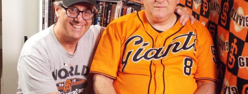 Jon with Charles Fracchia