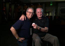 Jon Leonoudakis with Mike Murphy