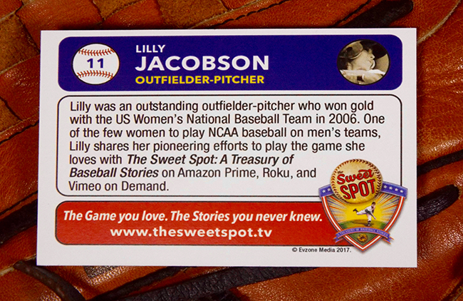 Heroes Of The Sweet Spot Baseball Cards