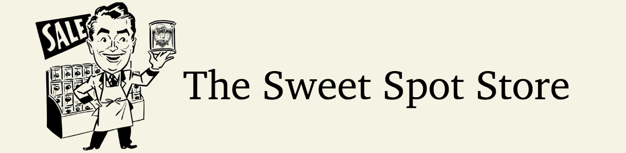 The Sweet Spot-Store header graphic